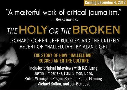 holy or the broken alan light