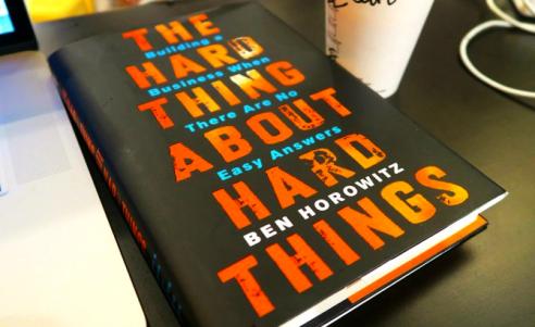 hard thing about hard things ben horowitz